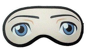 Máscara Para Dormir (tapa Olhos) - Olhos De Mangá