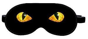 Máscara Para Dormir (tapa Olhos) - Olhos De Gato