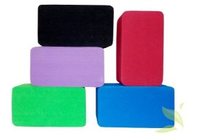 Bloco de Yoga - Várias cores - Vitrine Zen