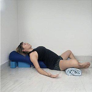 Kit Yoga restaurativa - 4 itens