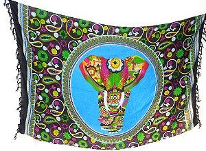 Canga Indiana Mandala Elefante Energia