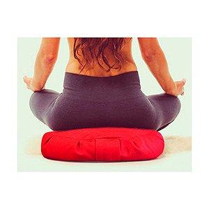Almofada para Meditação Zafu - Vitrine Zen