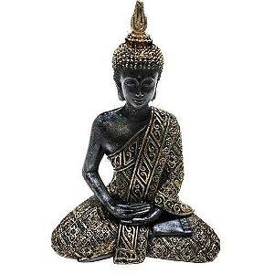Estátua Buda Hindu Tailandês - 20 cm