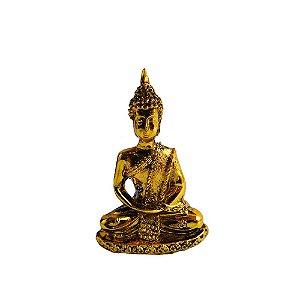 Estátua Buda Hindu - Miniatura - 8 cm