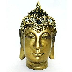 Cabeça Buda Tailandês 16 cm