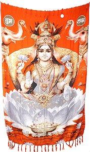 Canga Indiana - Lakshmi - Laranjado