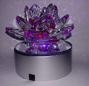 Base Fixa Led Decorativa - 7,5 cm