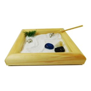 Enfeite Jardim Zen - 13cm