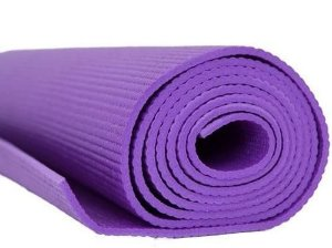 Tapete de Yoga - Roxo