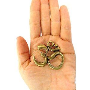 Pingente Simbolo Om - 4 cm