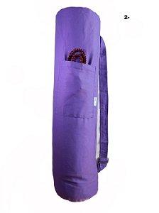 Bolsa para Tapete de Yoga - Porta Mat