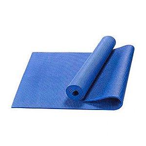 Tapete de Yoga Mat - Azul - 2 metros