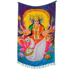 Canga Indiana - Saraswati - Deusa da Sabedoria