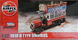 1910 B Type Omnibus - escala 1/32 - Airfix