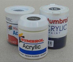 Tinta Humbrol - acrílica - 12/14ml