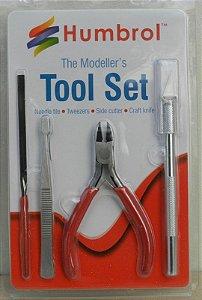 Humbrol Modelling tool set