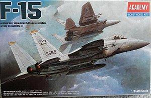 F-15 - escala 1/144 - Academy