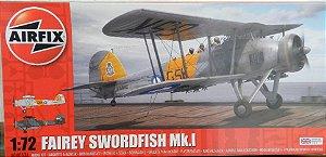 Fairey Swordfish Mk.1 - escala 1/72 - Airfix