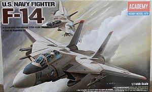 U.S. Navy Fighter F-14 - escala 1/144 - Academy