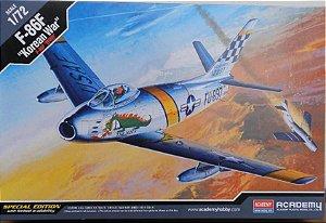 "Sabre F-86F ""Korean War"" - escala 1/72 - Academy"