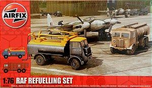 RAF Refuelling set - escala 1/76 - Airfix