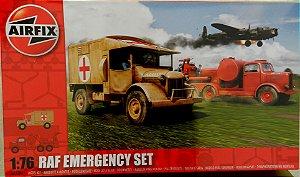 RAF Emergency set - escala 1/76 - Airfix