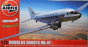 Douglas Dakota Mk-III - escala 1/72 - Airfix  Novo Molde!!!