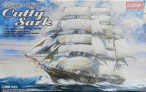 Clipper Ship Cutty Sark - escala 1/350 - Academy