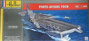 Porta-Aviões Foch - escala 1/400 - Heller