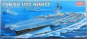 CVN-68 USS Nimitz - escala 1/800 - Academy