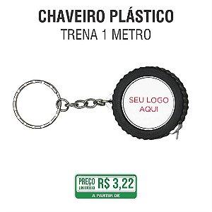 Chaveiro Plástico Trena 1 Metro