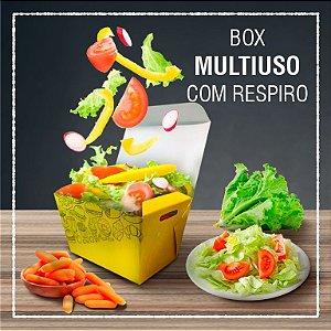 Box Multiuso com respiro -  GENÉRICA (100 unidades)