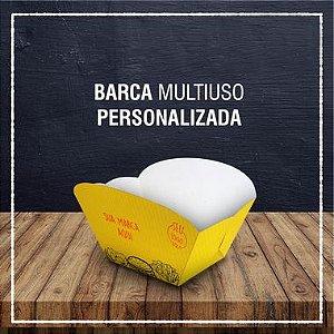 Box Barca multiuso aberta - PERSONALIZADA (2000 unidades)
