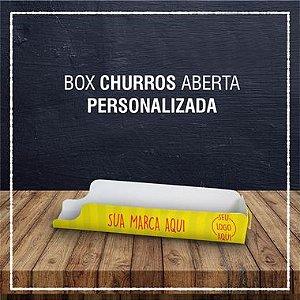 Box Churros aberta -  PERSONALIZADA (4000 unidades)