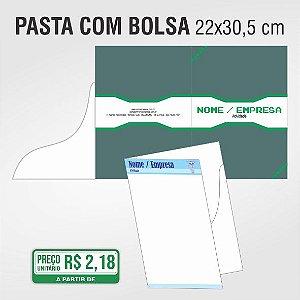 Pasta com bolsa - 22x30,5cm