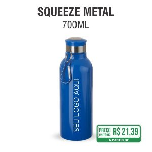 Squeeze Metal 700ml