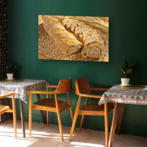 Quadro Decorativo - Picanha com Fritas