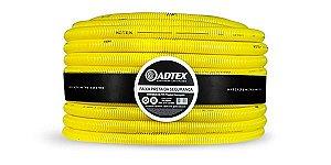 Conduite Adtex 3/4 Amarelo reforçado (Rolo 50 metros)