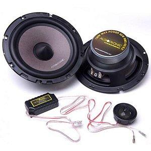 Kit 2 Vias 6 Polegadas Audiophonic Sensation KS 6.2