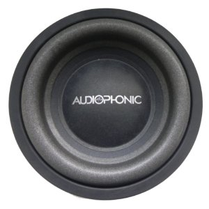 Subwoofer 8 Polegadas Audiophonic Sensation S1 8 S4