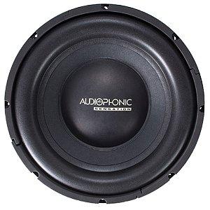 Subwoofer 12 Polegadas Audiophonic Sensation S1 12 S2