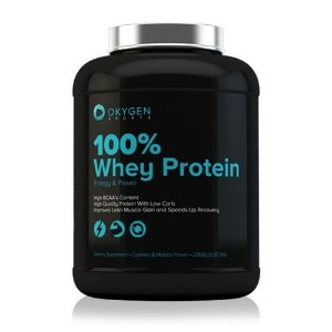 100% Whey Protein (2268g) - Okygen Sports