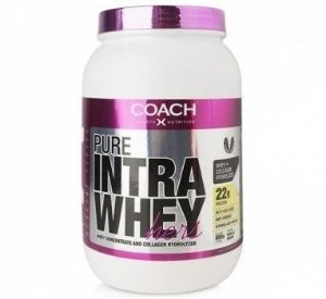 Pure Intra Whey Hers - Coach