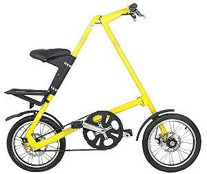 Bicicleta Dobravel Cicla - Design Estilo Praticidade (yellow)