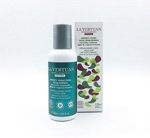 Sabonete Líquido Facial Hipoalergênico La Vertuan 120ml. Vegano e Natural Certificado.  A solução para peles sensíveis!