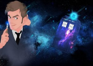 Doctor Who - 10Th