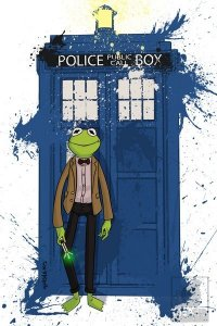Doctor Who - Kermit