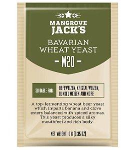 Mangrove Jacks Bavarian Wheat M20