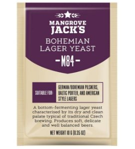Mangrove Jacks Bohemian Lager M84
