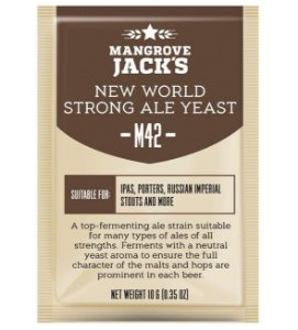 Mangrove Jacks New World Strong Ale M42